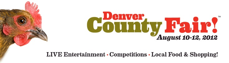 Denver County Fair Crafts Pavilion