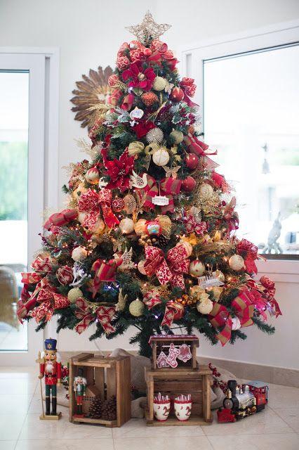 Dicas para montar sua Árvore de Natal, por Bella Fiore How to mount your christmas tree tips, Bella Fiore production