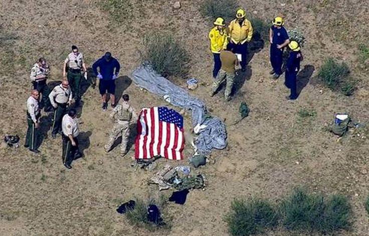 Navy SEAL dies in training accident in Calif. - AP Photo/KABC-TV