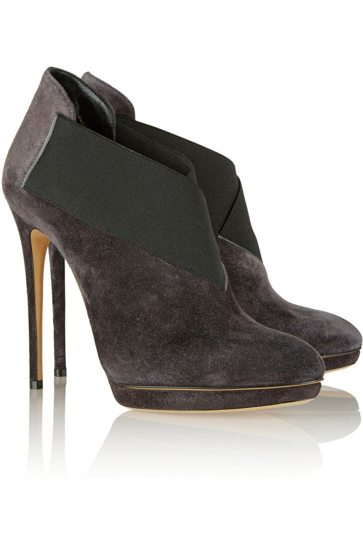 CasadeiSuede ankle boots