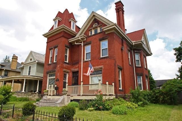 1896 Queen Anne located at: 424 S Court St, Circleville, OH 43113
