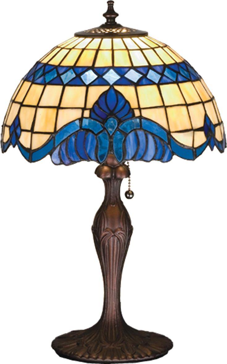 Baroque Accent Lamp