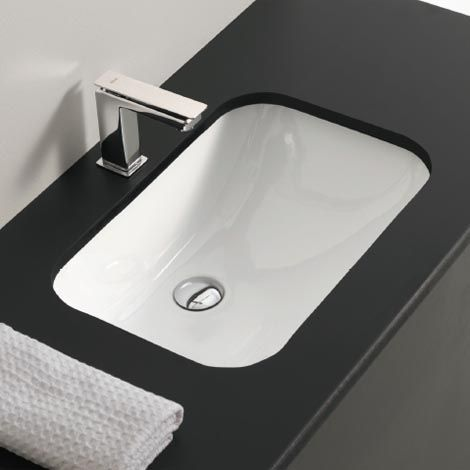 Bathrooms | Basins | Under Counter | Parisi Nettuno | Eagles Plumbing  Supplies Part 95