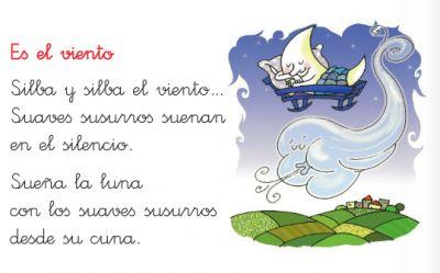 poemas cortos de amistad con rima para niños