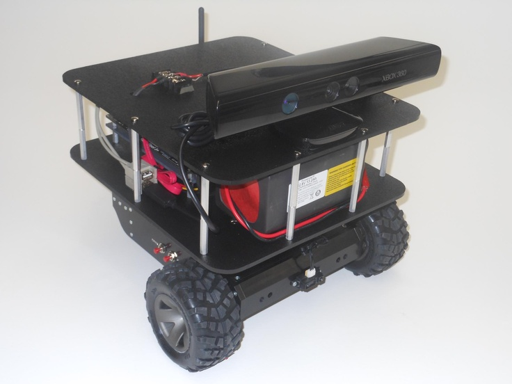 Based on ROS, CoroWare's CoroBot is a capable, expandable and affordable mobile robot platform designed to minimize the complexity of robot development.