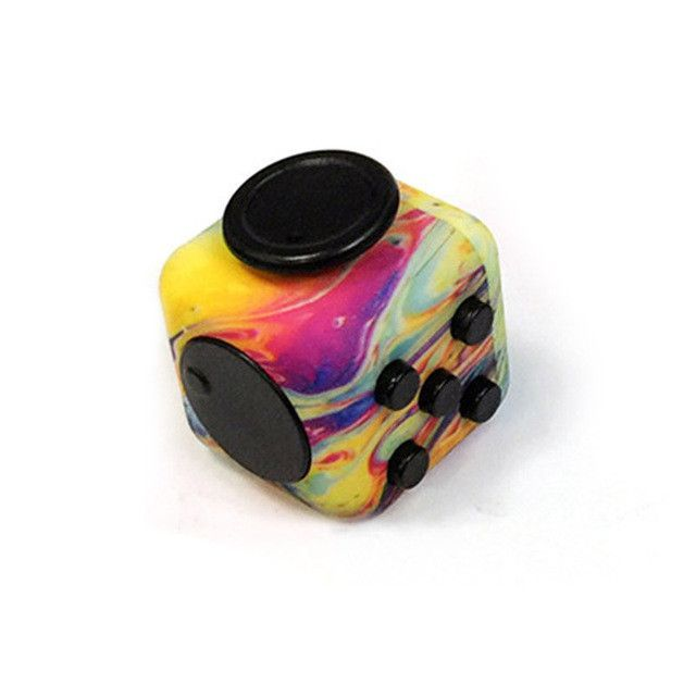 Do you need to keep your fingers and hands busy? Or maybe you just need relieve some stress? This addicting, high-quality fidget cube has been designed for people all ages who can't keep their fingers