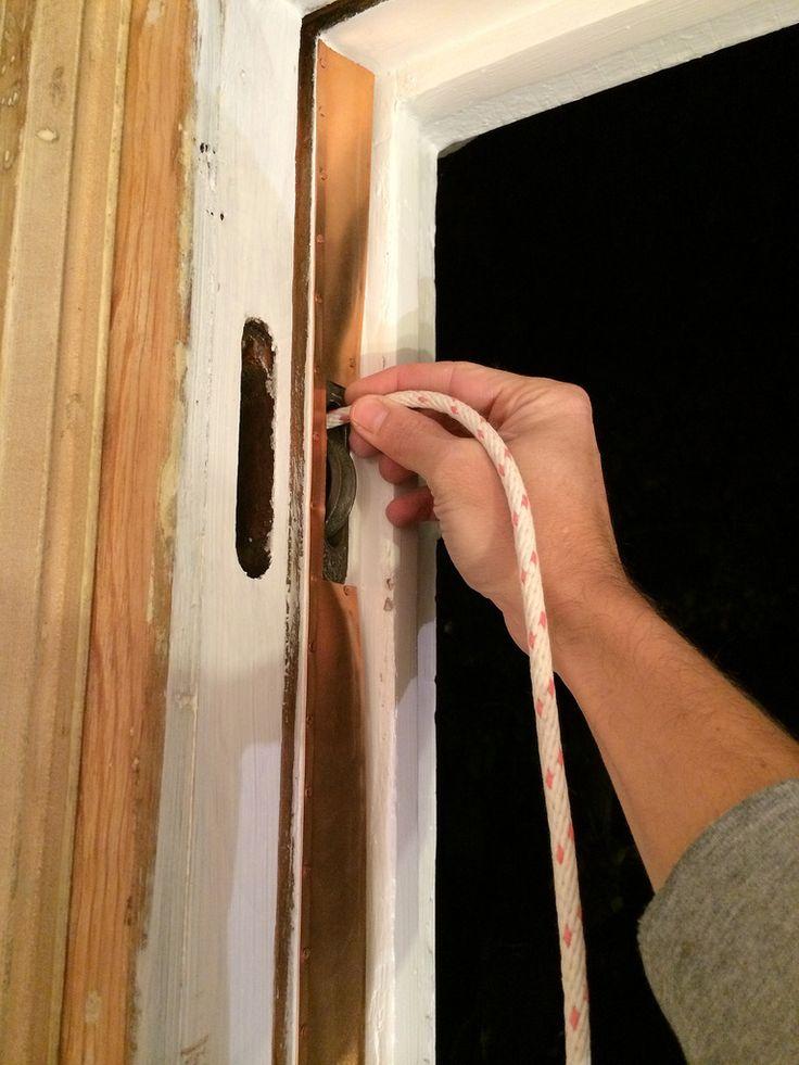 Best 25 window repair ideas on pinterest house window for Window sash replacement