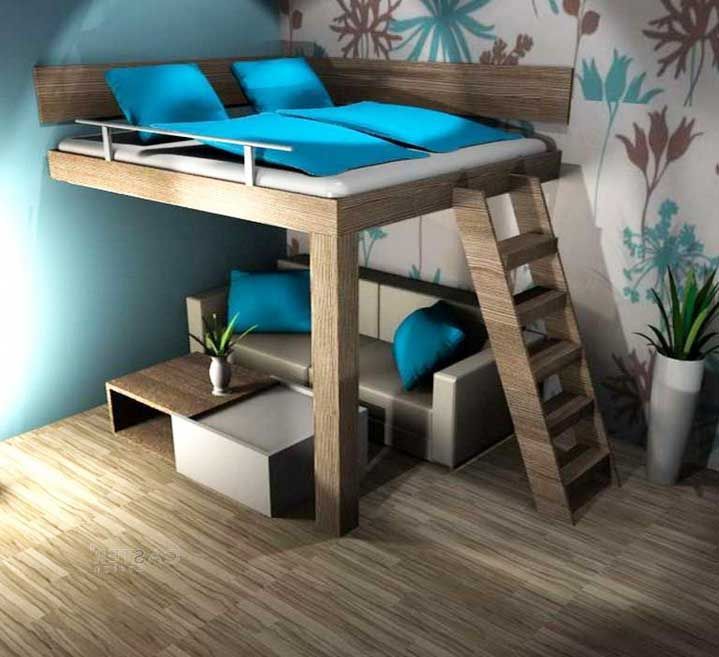 les 25 meilleures id es de la cat gorie lit superpos escamotable sur pinterest bureau lit. Black Bedroom Furniture Sets. Home Design Ideas