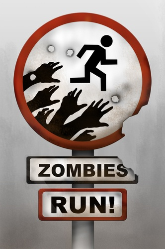 I want to be able to out run the zombie hoarde....Who doesn't?