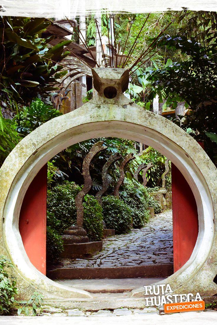Ven a la Huasteca Potosina y conoce el maravilloso Jardín Surrealista de Edward James en #Xilitla.   #WeLoveAdventure  www.rutahuasteca.com  01.800.543.7746 WhatsApp: 481.116.5900 email: info@rutahuasteca.com  #RutaHuasteca #SLP #Ecoturismo #TurismoDeNaturaleza #VisitMéxico #Tours #TodoIncluido