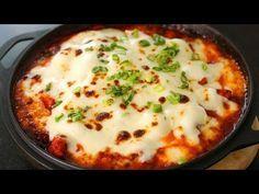 Fire chicken with cheese (Chijeu-buldak) recipe - Maangchi.com