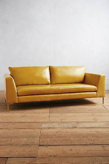 1000 ideas about yellow leather sofas on pinterest peacock pillow contemporary sofas and. Black Bedroom Furniture Sets. Home Design Ideas