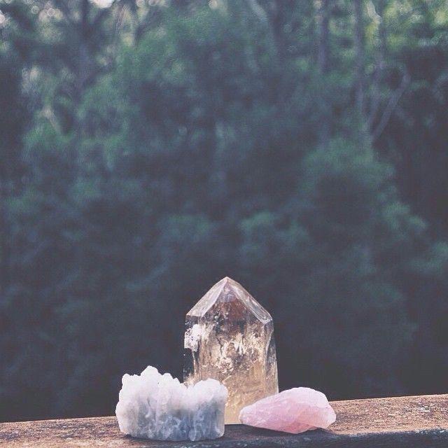 Cristal de roca.