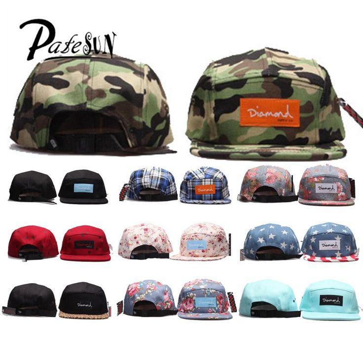 20 stile cinque 5 pannello di diamante snapback caps hip hop cap cappello piatto cappelli per gli uomini casquette gorras planas bone aba reta toca