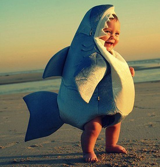 Baby Shark Costume - Take My Paycheck - Shut up and take my money! | The coolest gadgets, electronics, geeky stuff, and more!