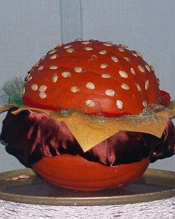Pumpkin decorating contest anyone?