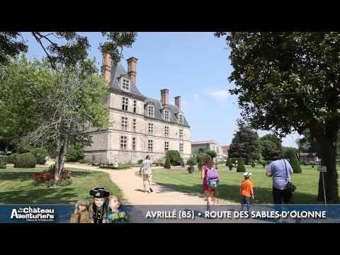Park of riddles and history - Le Château des Aventuriers