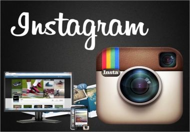 Get 5000++ REAL LOOKING instagram followers very f... for $3