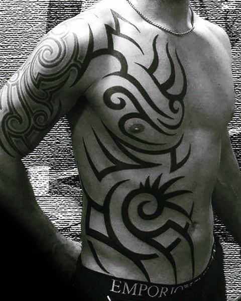 99aeff44a8b30 Tribal Tattoos For Men & Women - Amazing Designs & Ideas | Tattoos ...