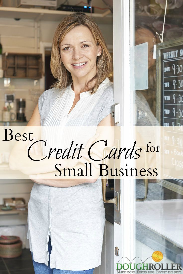 If you own a small business, chances are that you'll need a business credit card. Here is our list of the best credit cards for small business. #CreditCardManagement