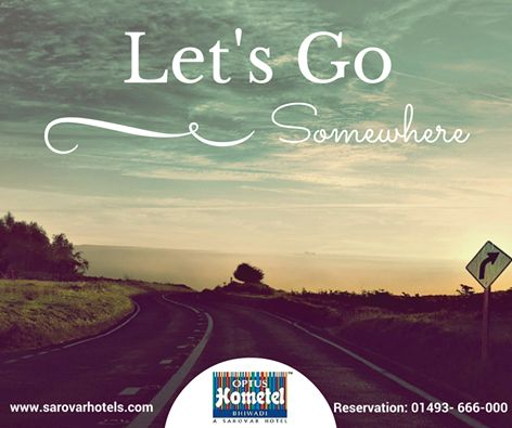 This #weekend, travel somewhere you never been before. Visit #Bhiwadi. Please Call us for Reservation: 01493- 666-000 #weekendgetaway #Travel #Trip #biggestbanquet