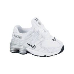 Nike Shox NZ Plus Lace-up Shoes for Boy. I want a pair for Haydon!!!!!