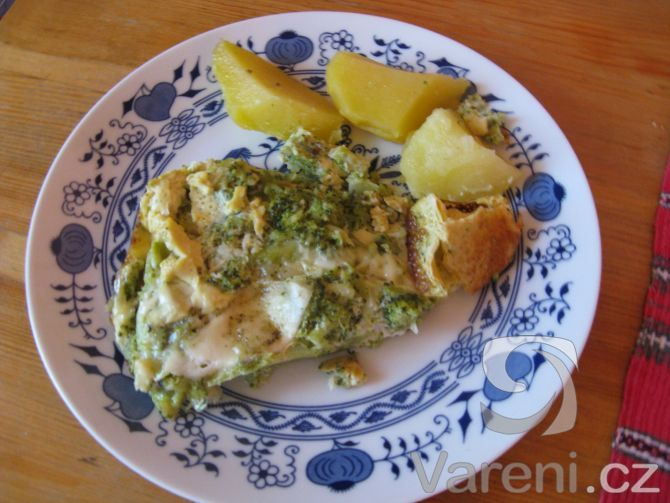 Rychlovka z brokolice. Recept zvládne úplně každý!