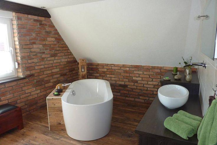 Antike Baustoffe: klassische Badezimmer von Antik-Stein