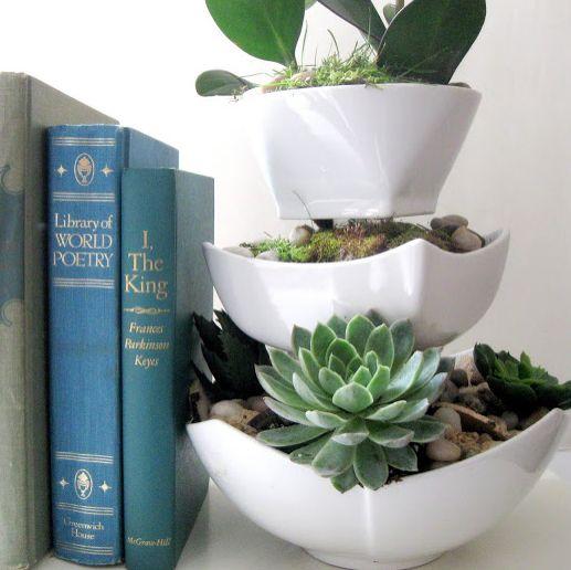 Best 25 Tiered Planter Ideas On Pinterest Herb Planters