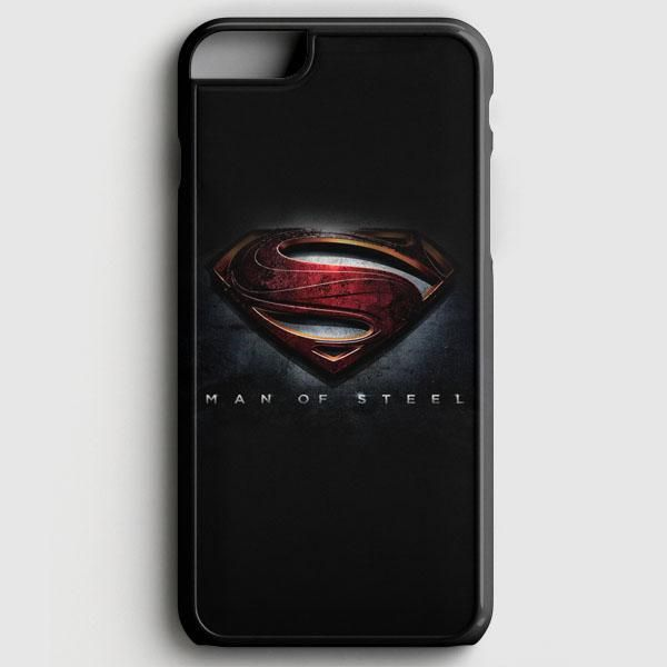 Man Of Steel Superman 2013 iPhone 7 Case   casescraft