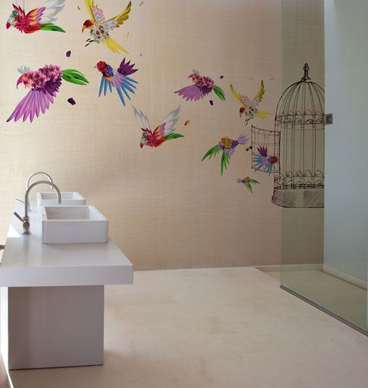 Oltre 1000 idee su carte da parati su pinterest sfondi - Carta da parati bagno ...