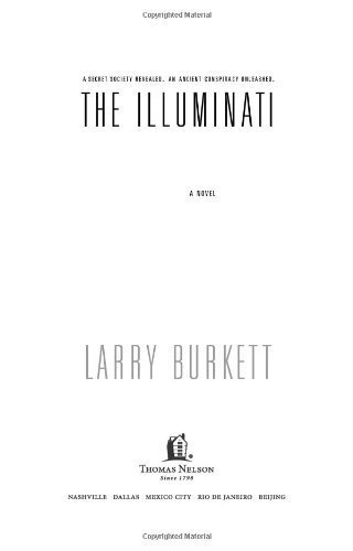 The Illuminati by Larry Burkett I read this as a teenager and scared the hell outta myself.