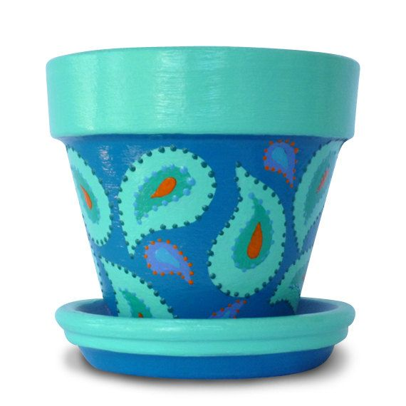Birthday Party Favor or Centerpiece Pot In by MicheleCordaroDesign, $17.00
