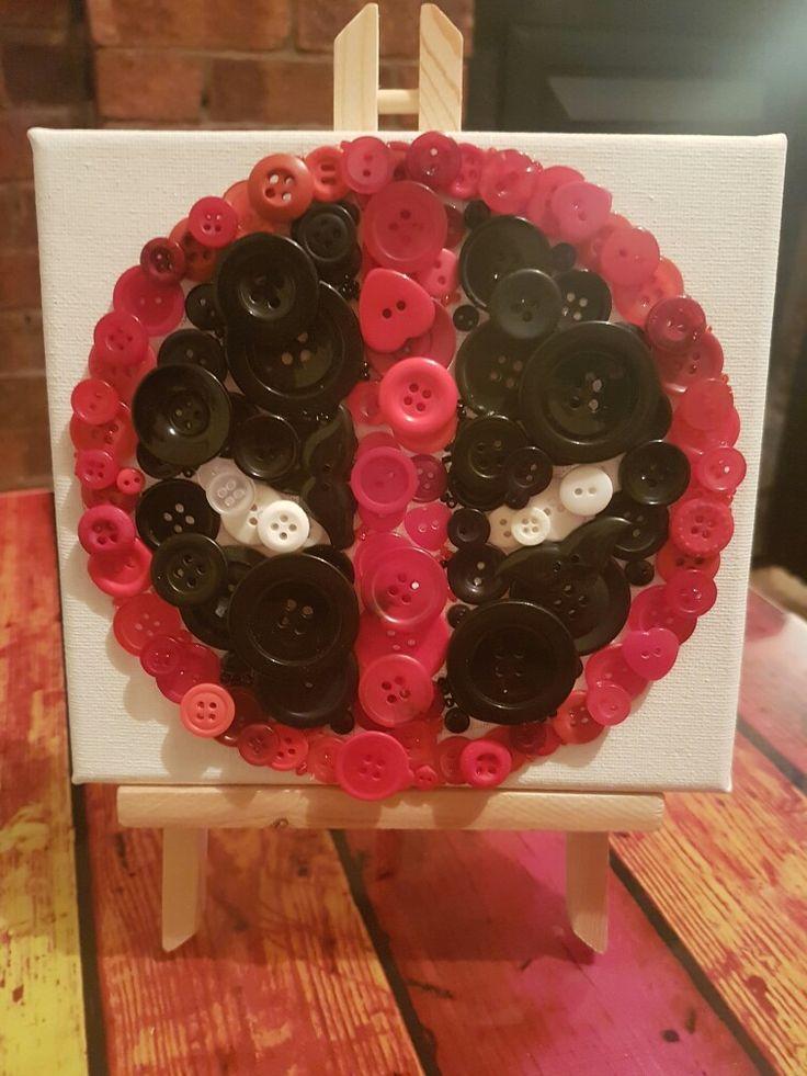 Button Deadpool Picture