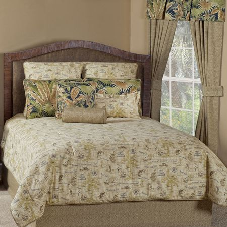 10 best Tropical Bedding & Decorating images on Pinterest ...
