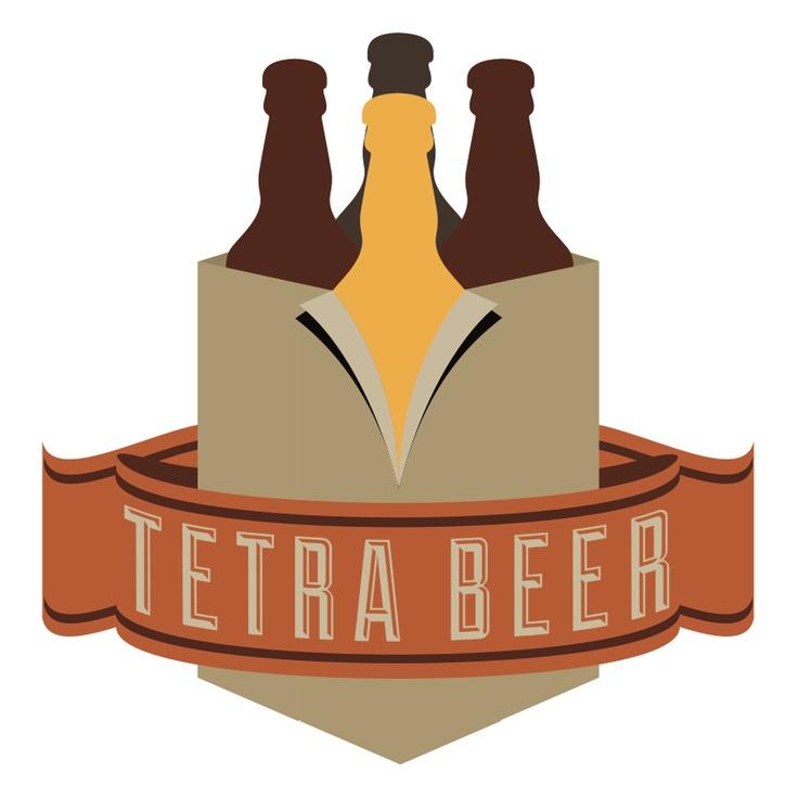 Aunque sea un logotipo de cerveza, tranquilo que este no te se sube a la cabeza, 0 % alcohol, 100 % diseño.