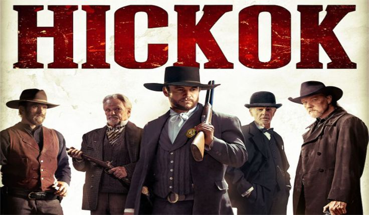 Hickok - Official Movie Trailer, starring Luke Hemsworth, Kris Kristofferson, Bruce Dern, Trace Adkins, Cameron Richardson and Robert Catrini. #hickok