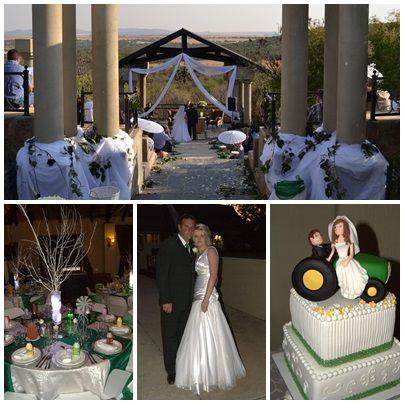 Weddings - Thaba Tshwene Game Lodge