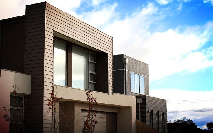 17 best images about cladding and colours on pinterest for Modern weatherboard home designs