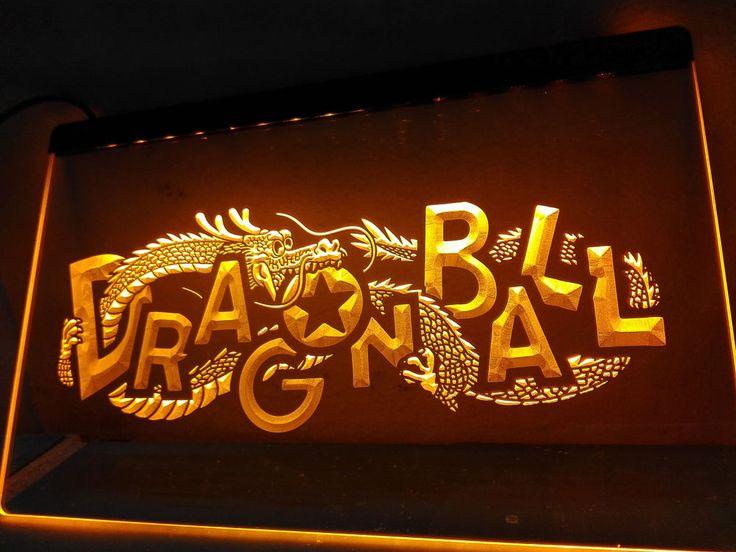 Dragon Ball LED Neon Light Sign home decor crafts