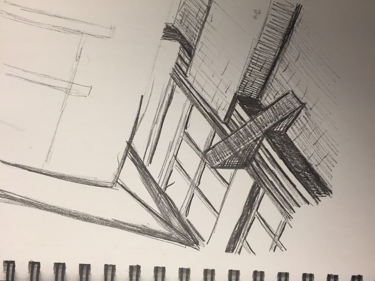 Farrow Dreessen Architects Inc. | Sketching gives a fresh perspective #architecture #sketch #design