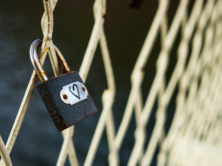 Pad lock of love - Sony nex 5r - sigma 30mm