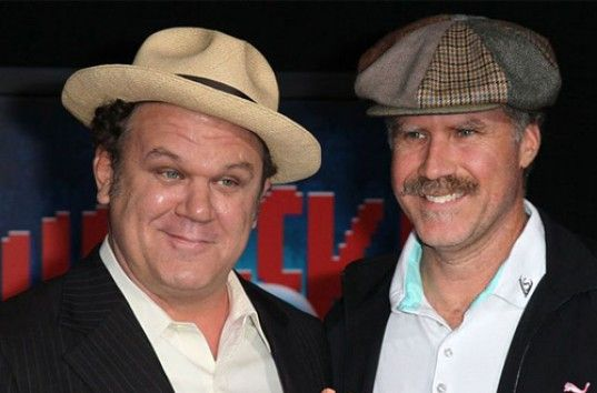 Уилл Феррелл и Джон Си Райли снимутся в комедийной версии «Холмс и Ватсон»
