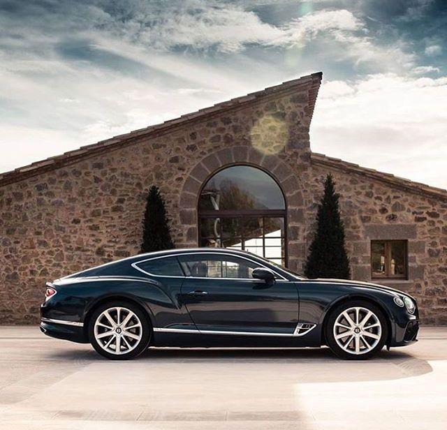 Bentley Continental GT 2018 #car