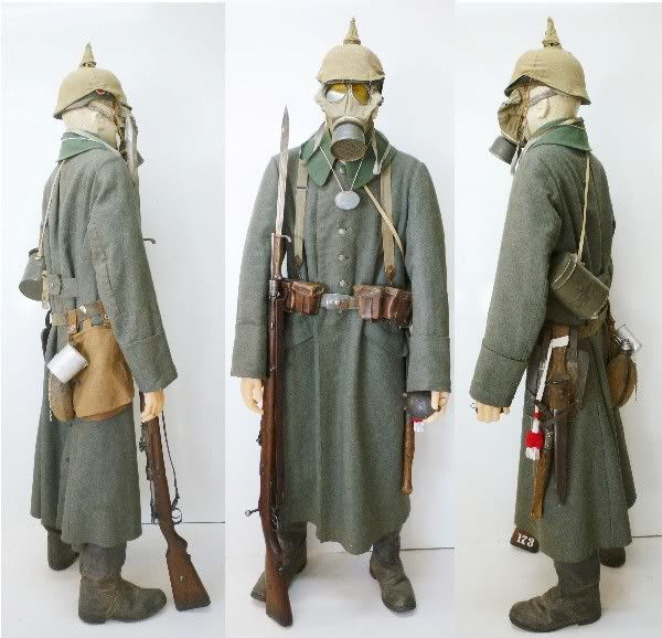 Question for the WW1 German Militaria Collectors - Wehrmacht-Awards.com Militaria Forums