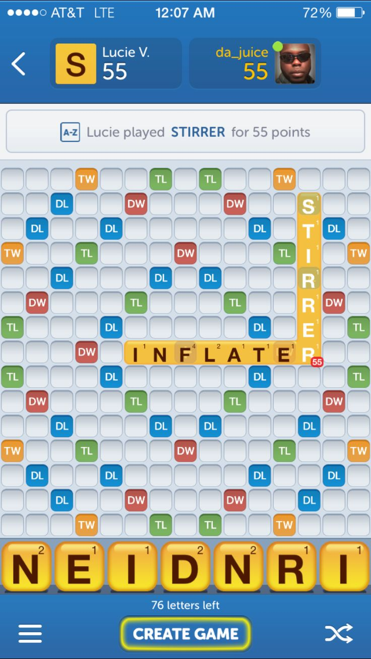 9 best 100 point Words With Friends plays images on Pinterest