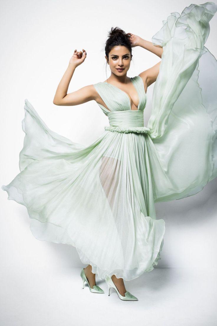 Priyanka Chopra photoshoot for Alexa magazine.