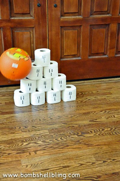163 best Fall Stuff images on Pinterest Halloween crafts, Male - homemade halloween decorations kids