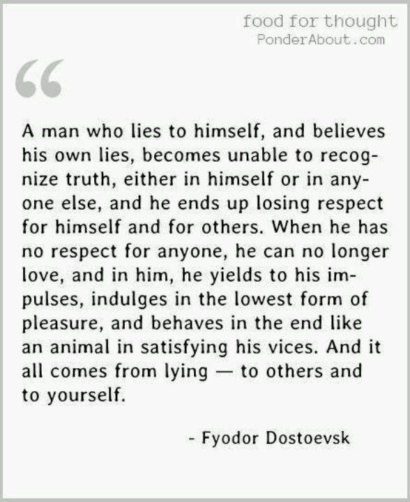 A man who lies to himself…….JAMES V. HARER II