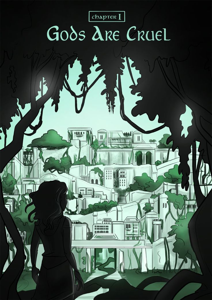 The Lost Oracle is a pretty new comic.  Seventeen year-old Amra lives in a mysterious abandoned city hidden deep in the jungle.  Her only companions are her Guardian and her father, who seems to be cursed in the form of a tree.  But all that's about to change when a kingdom in search of an oracle seeks her out.  Curious to see how the story develops! Read it at http://www.thelostoracle.com/